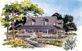 House Plan 95076