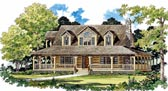 Plan Number 95079 - 1669 Square Feet