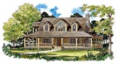 Plan Number 95081 - 1715 Square Feet