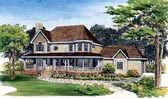 Plan Number 95083 - 2174 Square Feet