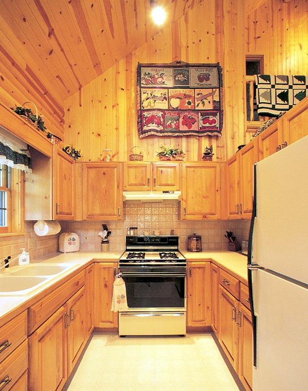 Ranch House Plan 95084