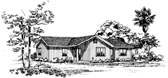 Plan Number 95087 - 1480 Square Feet