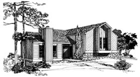 Plan Number 95091 - 1782 Square Feet