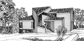 Plan Number 95092 - 2343 Square Feet