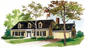 Plan Number 95103 - 2032 Square Feet