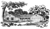 Plan Number 95109 - 3024 Square Feet