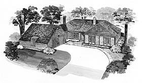 House Plan 95113