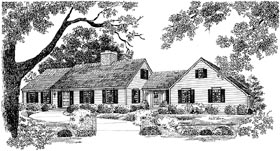 Plan Number 95118 - 2342 Square Feet