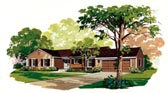 Plan Number 95126 - 1747 Square Feet