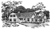 Plan Number 95130 - 2372 Square Feet