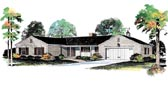 Plan Number 95138 - 1717 Square Feet