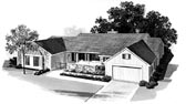 Plan Number 95155 - 2388 Square Feet