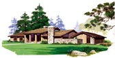 Plan Number 95157 - 3440 Square Feet