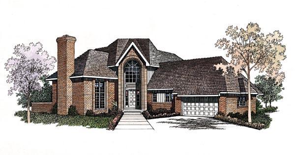 House Plan 95177
