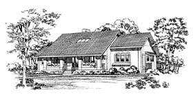 House Plan 95180