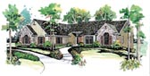 Plan Number 95185 - 4062 Square Feet