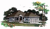 Plan Number 95203 - 1273 Square Feet