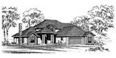 Plan Number 95205 - 2887 Square Feet