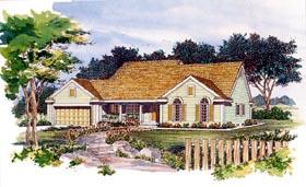 House Plan 95213