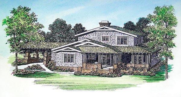 House Plan 95216