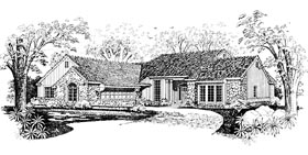 Plan Number 95226 - 3040 Square Feet