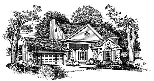 House Plan 95230