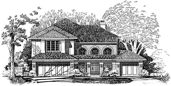 House Plan 95236