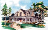Plan Number 95241 - 1771 Square Feet
