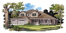 House Plan 95242
