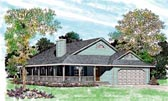 Plan Number 95252 - 1646 Square Feet