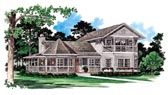 Plan Number 95253 - 2272 Square Feet