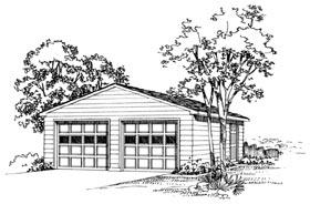 Garage Plan 95292