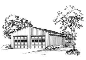 Garage Plan 95293