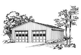 Garage Plan 95295