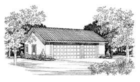 Garage Plan 95298