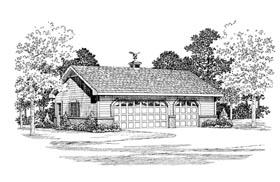 Garage Plan 95299