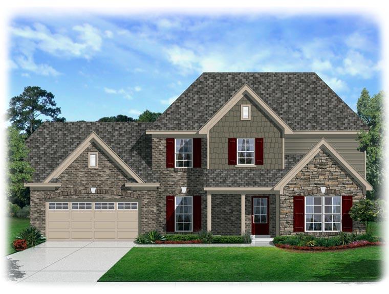 House Plan 95329
