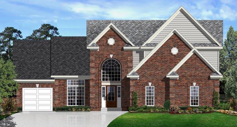 House Plan 95334