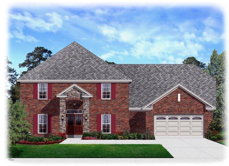 House Plan 95344