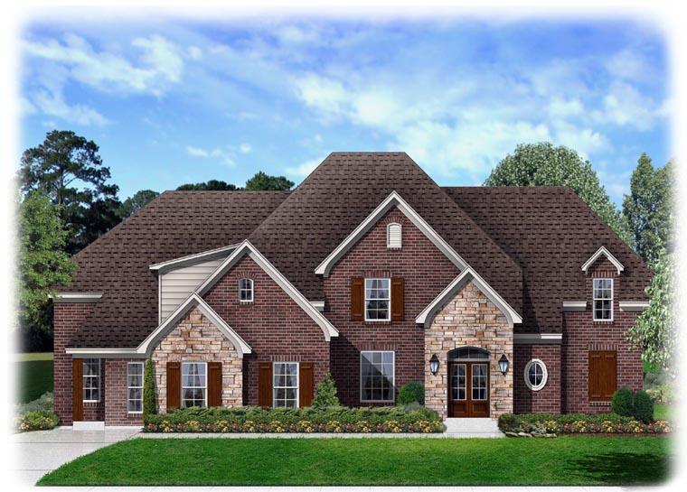 House Plan 95347