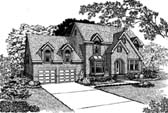 Plan Number 95510 - 2274 Square Feet