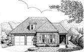 Plan Number 95511 - 1706 Square Feet