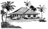 Plan Number 95517 - 1334 Square Feet