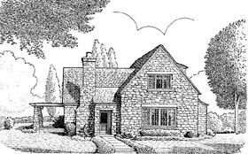 House Plan 95525