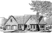 Plan Number 95526 - 1406 Square Feet