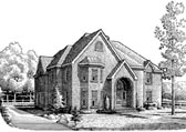 Plan Number 95550 - 4281 Square Feet
