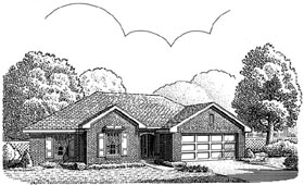 Plan Number 95562 - 1770 Square Feet