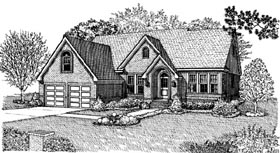 Plan Number 95563 - 1795 Square Feet
