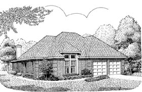 Plan Number 95564 - 1824 Square Feet