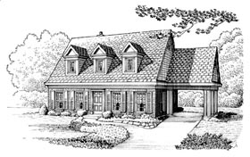 Plan Number 95572 - 1836 Square Feet